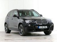 2016 BMW X3 3.0 xDrive35D M Sport PLUS 5d Auto 309 BHP [£8,835 OPTIONS] £25987.00