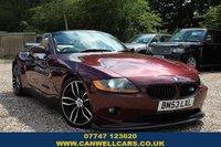 USED 2003 53 BMW Z4 2.5 i SE Roadster 2dr Petrol Automatic