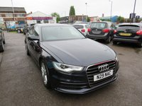 USED 2011 61 AUDI A6 2.0 TDI S LINE 4DR AUTOMATIC DIESEL 175 BHP
