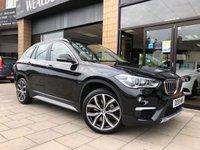 2018 BMW X1 2.0 XDRIVE20I XLINE 5d AUTO 189 BHP £26995.00