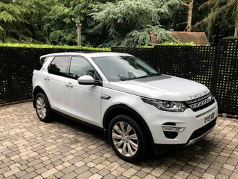 2015 LAND ROVER DISCOVERY SPORT 2.2 SD4 HSE LUXURY 5d AUTO 190 BHP £23950.00