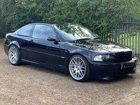 2003 BMW M3 3.2 M3 MANUAL 2d 338 BHP £18495.00