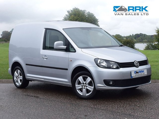 2015 64 VOLKSWAGEN CADDY 2.0 C20 TDI BMT HIGHLINE 1d 138 BHP
