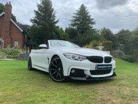 2014 BMW 4 SERIES 2.0 428I M SPORT 2d AUTO 242 BHP £19995.00