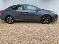 USED 2014 14 TOYOTA AVENSIS 2.0 D-4D ICON BUSINESS EDITION 4d 124 BHP ++2 KEYS++