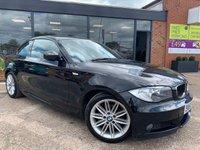 2010 BMW 1 SERIES 2.0 118D M SPORT 2d 141 BHP £4645.00