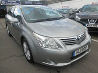 2011 TOYOTA AVENSIS 1.8 VALVEMATIC TR 5d 145 BHP £5495.00