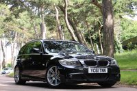 2011 BMW 3 SERIES 2.0 320D M SPORT TOURING 5d 181 BHP £SOLD