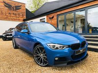 2017 BMW 3 SERIES 3.0 335D XDRIVE M SPORT TOURING 5d AUTO 308 BHP £23990.00