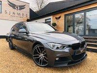 2016 BMW 3 SERIES 2.0 320D M SPORT TOURING 5d AUTO 188 BHP £15990.00