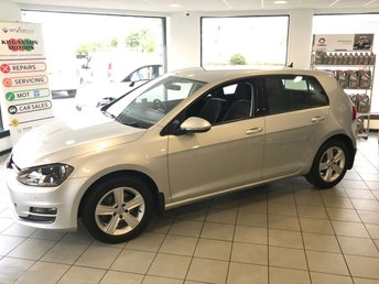 2016 VOLKSWAGEN GOLF 1.4 MATCH EDITION TSI BMT 5d 121 BHP £12795.00