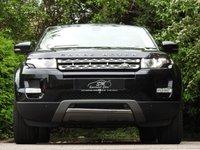 USED 2013 13 LAND ROVER RANGE ROVER EVOQUE 2.2 SD4 PRESTIGE LUX 3d AUTO 190 BHP HUGE SPEC ONLY 65K SAT NAV PAN ROOF