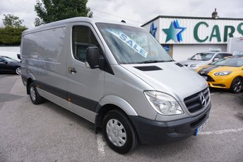 2011 MERCEDES-BENZ SPRINTER 313 2.1 CDI 130 BHP MWB 5DR ( 2 OWNERS )  £6489.00