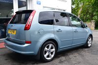 USED 2010 10 FORD C-MAX 1.6 ZETEC 5d 100 BHP GREAT VALUE FORD C-MAX PETROL