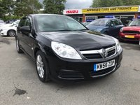 USED 2007 56 VAUXHALL SIGNUM 1.8 ELEGANCE VVT 5d 140 BHP IN METALLIC BLACK WITH 32,000 MILES AND A FULL SERVICE HISTORY! APPROVED CARS AND FINANCE ARE PLEASED TO OFFER THIS VAUXHALL SIGNUM 1.8 ELEGANCE VVT 5 DOOR 140 BHP IN METALLIC BLACK WITH ONLY 32,000 MILES AND A FULL SERVICE HISTORY AT 3K, 6K, 14K, 15K, 17K, 19K, 21K, AND 23K. THIS VEHICLE HAS A GOOD SPEC SUCH AS MULTI-FUNCTIONING STEERING WHEEL, AIR CONDITIONING, ELECTRIC WINDOWS, ELECTRIC MIRRORS, ALLOYS, RADIO AND MUCH MORE. THIS IS NOT A VEHICLE TO MISS OUT ON THIS VEHICLE IS IN A SUPERB CONDITION AND DRIVES LOVELY AND HAS A EXCELLENT SERVICE HISTORY.