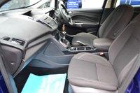 USED 2016 16 FORD C-MAX 1.5 ZETEC TDCI 5d 118 BHP STUNNING NEW MODEL C-MAX IN BLUE
