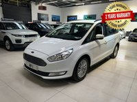 USED 2016 66 FORD GALAXY 2.0 ZETEC TDCI 5d AUTO 148 BHP 2 YEAR FREE WARRANTY INCLUDED!