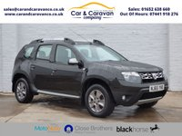 USED 2015 65 DACIA DUSTER 1.5 LAUREATE DCI 5d 109 BHP One Owner Dacia History A/C Buy Now, Pay Later Finance!