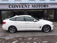 2014 BMW 3 SERIES 2.0 320I XDRIVE SPORT GRAN TURISMO 5d 181 BHP £15990.00
