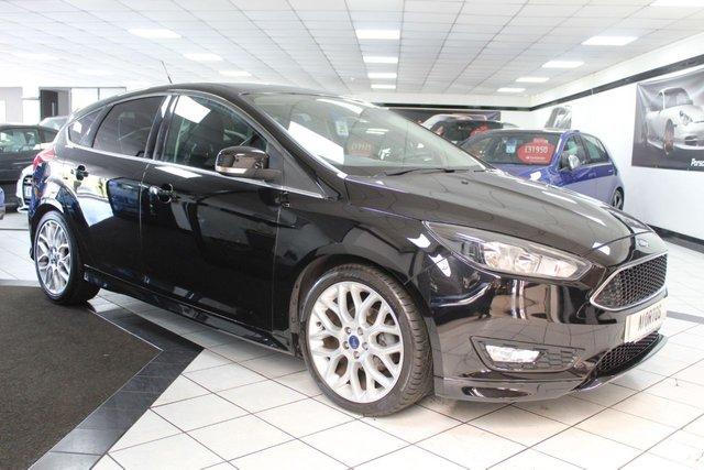 2015 Ford Focus 1 0 Ecoboost Zetec S 125 Bhp 8 725