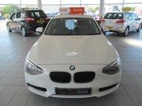 2014 BMW 1 SERIES 1.6 114D ES 5d 94 BHP £8000.00