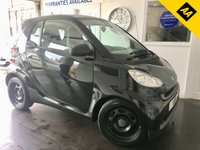 USED 2009 09 SMART FORTWO 0.8 PURE CDI 2d 45 BHP