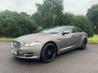 USED 2011 11 JAGUAR XJ 3.0 D V6 PREMIUM LUXURY SWB 4d AUTO 275 BHP GREAT SPEC, PREMIUM LUX, ONE OWNER FROM NEW, READY TO GO!!!