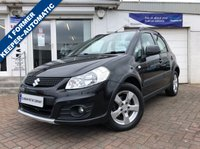 USED 2011 11 SUZUKI SX4 1.6 SZ4 5d AUTO 118 BHP SUPPLIED WITH 12 MONTHS MOT, LOVELY CAR TO DRIVE.