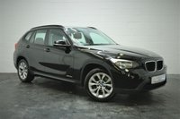USED 2014 63 BMW X1 2.0 SDRIVE18D SPORT 5d 141 BHP 1 OWNER + FULL BMW HISTORY+ BLUETOOTH