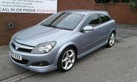 USED 2007 07 VAUXHALL ASTRA 1.9 SRI PLUS CDTI 3d 150 BHP **ZERO DEPOSIT FINANCE AVAILABLE** PART EXCHANGE WELCOME