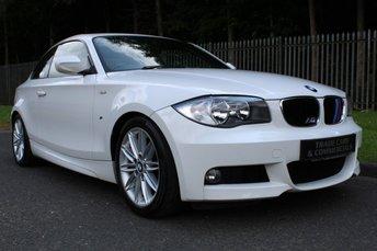 2011 BMW 1 SERIES 2.0 118D M SPORT 2d 141 BHP £4500.00