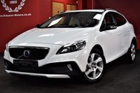USED 2016 16 VOLVO V40 2.0 D2 CROSS COUNTRY LUX 5d 118 BHP