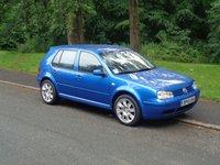 USED 2004 51 VOLKSWAGEN GOLF 1.6 1d LEFT HAND DRIVE (PETROL) AUTO