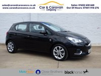 USED 2017 66 VAUXHALL CORSA 1.4 SRI ECOFLEX 5d 89 BHP One Owner Service History DAB Buy Now, Pay Later Finance!