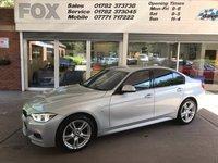 2016 BMW 3 SERIES 2.0 320D XDRIVE M SPORT 4d AUTO 188 BHP £13495.00