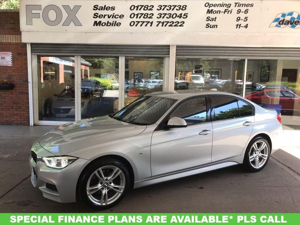2016 BMW 3 Series 320d Xdrive M Sport £13,495