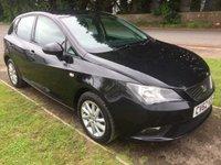 2012 SEAT IBIZA 1.4 SE 5d 85 BHP [WESTBURY SITE] £4450.00