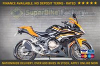 USED 2016 16 HONDA CBR500 - ALL TYPES OF CREDIT ACCEPTED GOOD & BAD CREDIT ACCEPTED, OVER 600+ BIKES IN STOCK