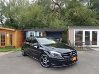 2014 MERCEDES-BENZ A CLASS 2.1 A200 CDI AMG SPORT 5d AUTO 136 BHP £13295.00