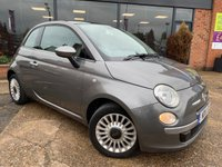 USED 2011 11 FIAT 500 1.2 LOUNGE 3d 69 BHP 1 Private Owner / Full Service History