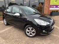 2012 CITROEN C3 1.4 BLACK 5d 72 BHP £3595.00