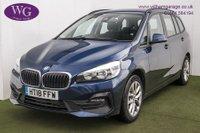 USED 2018 18 BMW 2 SERIES 2.0 218D SE GRAN TOURER 5d 148 BHP