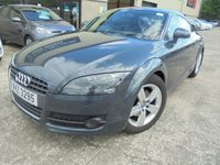 USED 2010 AUDI TT 2.0 TFSI 3d 200 BHP Superb Order, No Deposit Required, No Fee Finance, Part Ex Welcomed