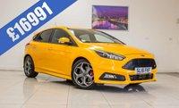 2015 FORD FOCUS 2.0 ST-3 5d 250 BHP £16991.00