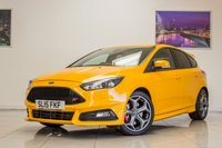 USED 2015 15 FORD FOCUS 2.0 ST-3 5d 250 BHP Full Main Dealer History & Immaculate Condition Throughout MAY 2020 MOT
