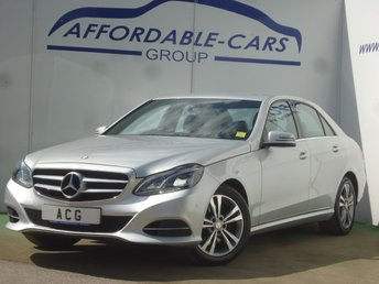 2013 MERCEDES-BENZ E-CLASS 2.1 E250 CDI SE 4d AUTO 202 BHP £12750.00