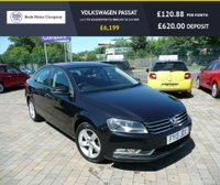 USED 2013 13 VOLKSWAGEN PASSAT 1.6 S TDI BLUEMOTION TECHNOLOGY 4d 104 BHP