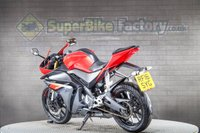 USED 2016 16 YAMAHA YZF-R125 ABS - ALL TYPES OF CREDIT ACCEPTED GOOD & BAD CREDIT ACCEPTED, OVER 600+ BIKES IN STOCK