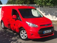 USED 2014 64 FORD TRANSIT CONNECT 240 1.6 TDI 115 BHP LIMITED MOBILE WORK UNIT **OVER 85 VANS IN STOCK**