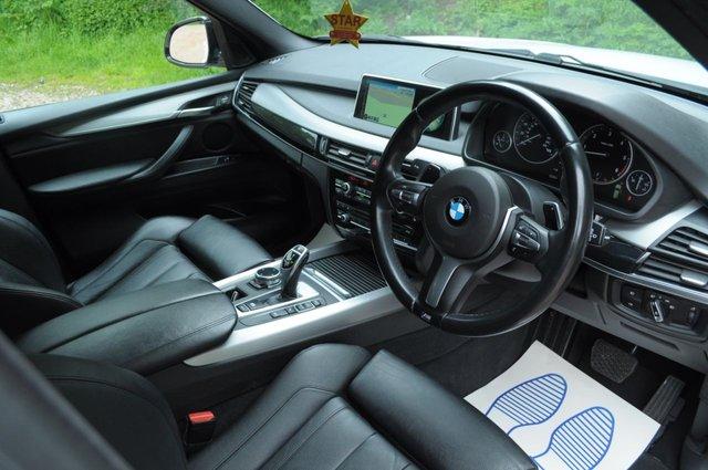 USED 2014 BMW X5 3.0 XDRIVE30D M SPORT 5d AUTO 255 BHP